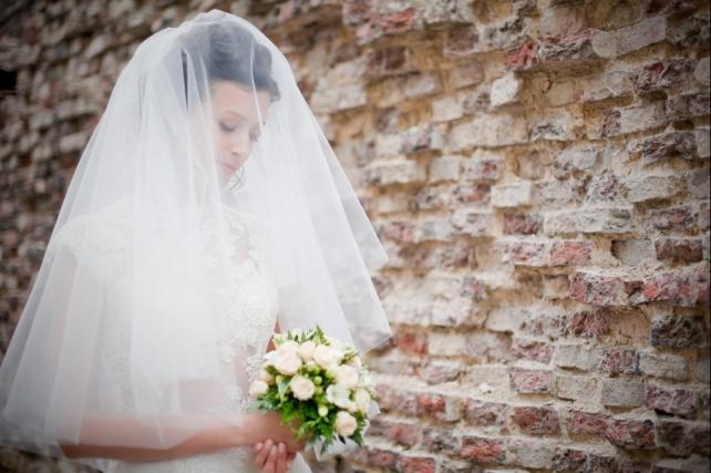 Зачем невесте закрывали лицо