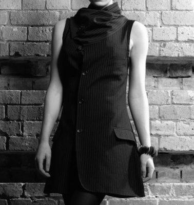 мини-платье из пиджака