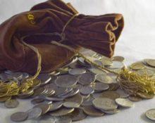 Амулет-денежный-мешочек