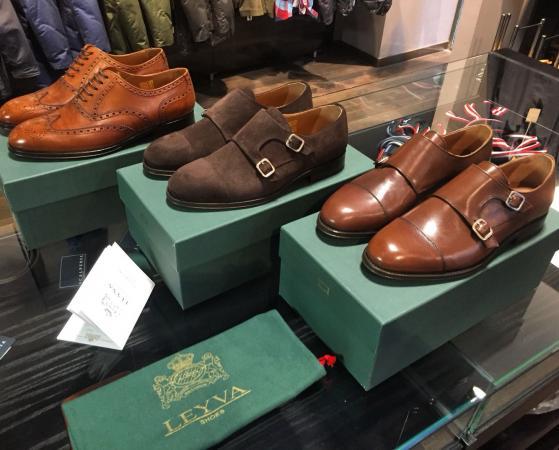 Испанская мужская обувь