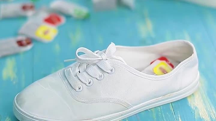 Как использовать чайные пакетики от запаха обуви