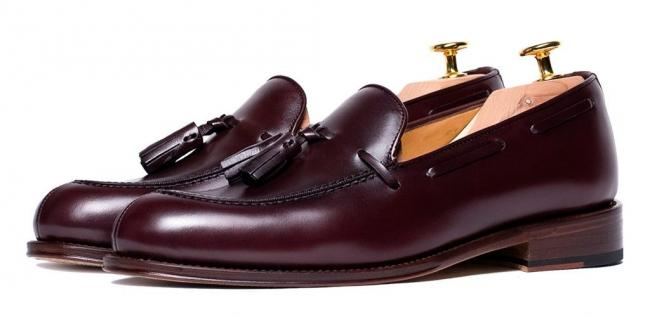 Мужские туфли от Galzados Vidal