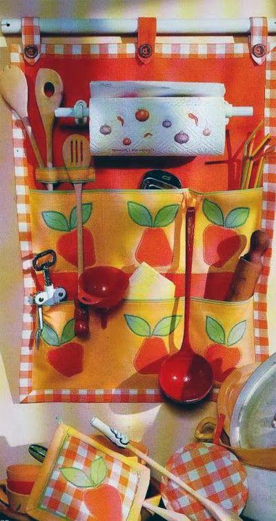 Органайзер в кухне