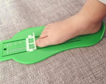 Размер ноги