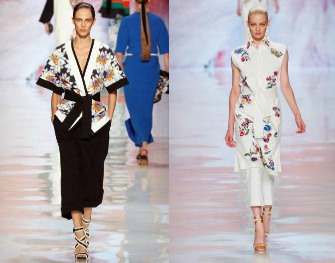 японские платья