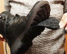 Дефекты обуви