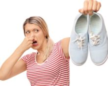 В какой обуви потеют ноги?