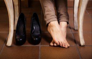 обувь трет