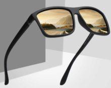 полароиды с зеркальными стеклами