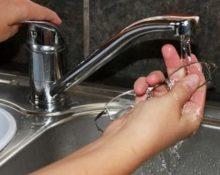 мытье очков