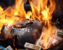 Зачем люксовые бренды сжигают остатки коллекции