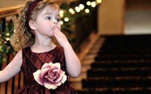 девочка в театре
