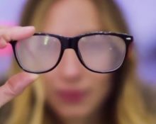 очки запотели