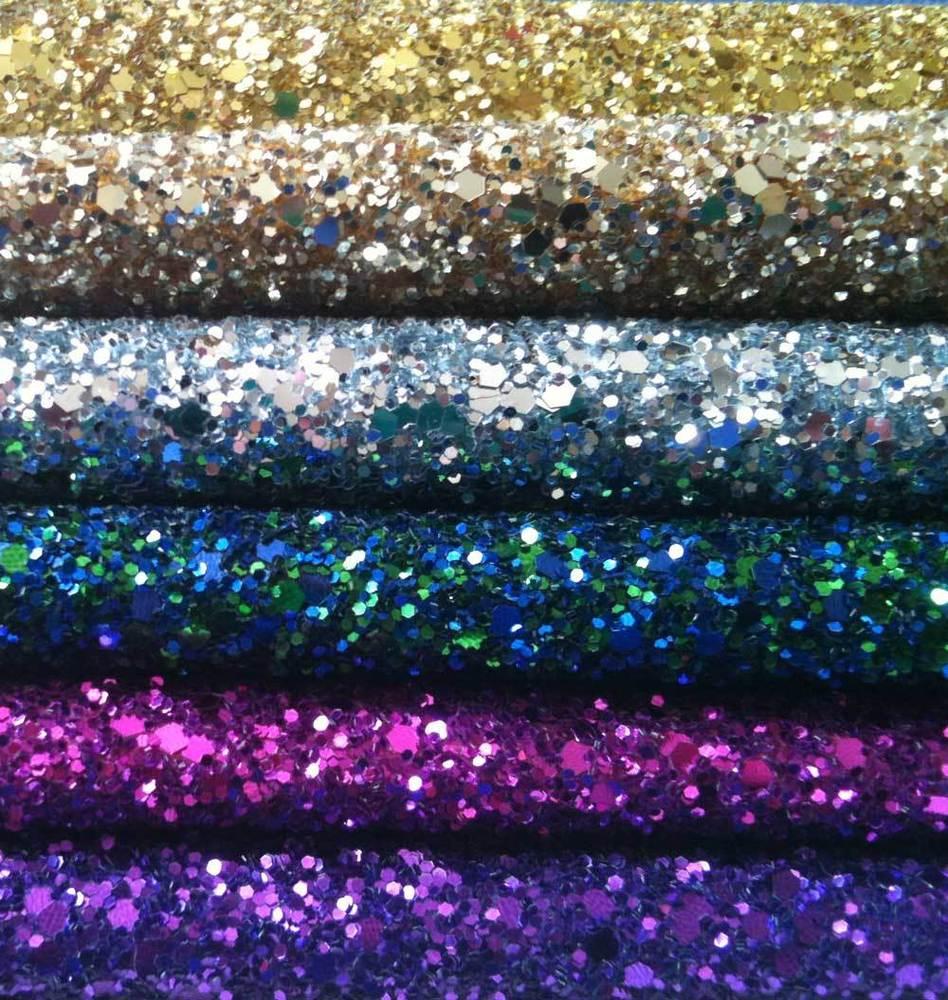 блестящие ткани