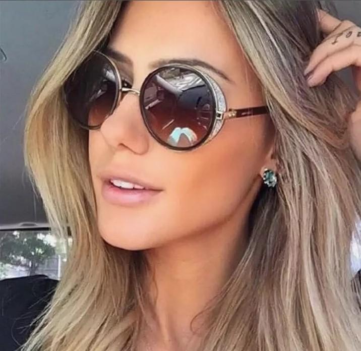 бренд круглые очки