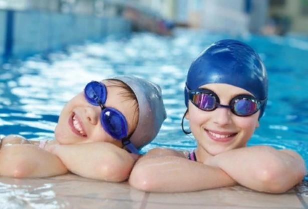 дети очки для плавания