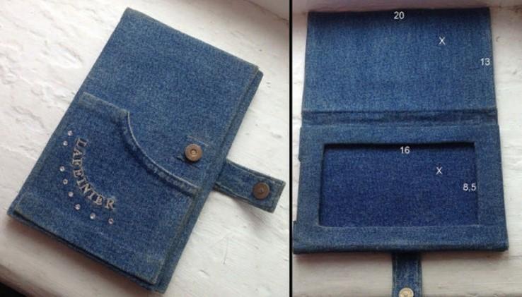 джинсы карманы 3