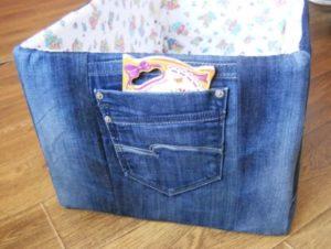 джинсы карманы 5