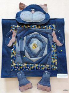 джинсы карманы 8