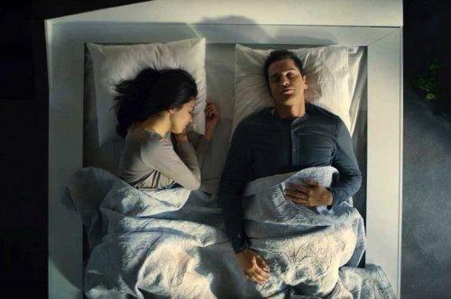 Пижама спят