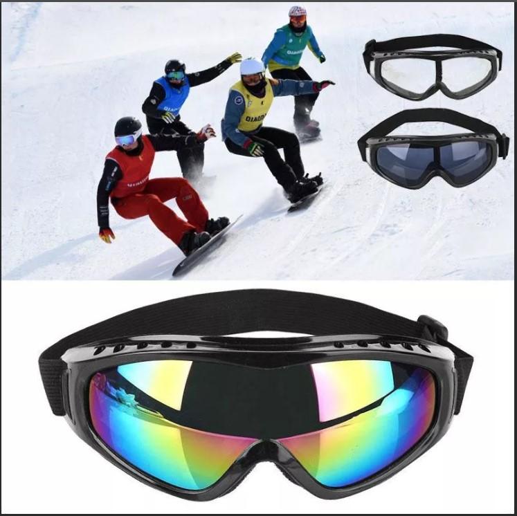 горные лыжи 5