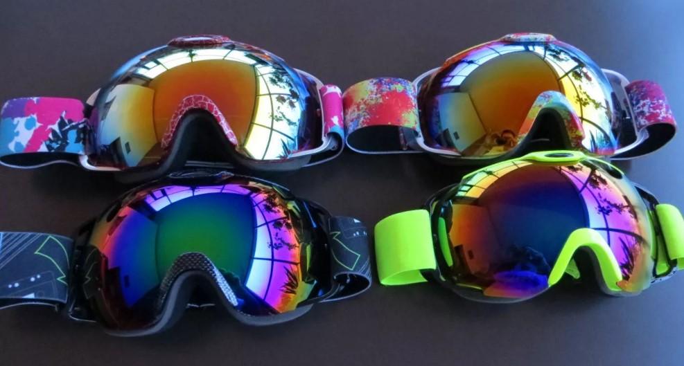 горные лыжи 7