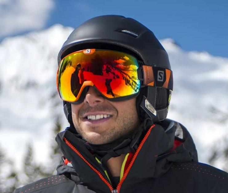 горные лыжи 8