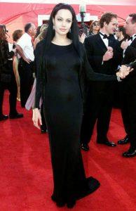 худшие платья оскара Анджелина Джоли