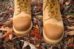 как сделать обувь непромокаемой в домашних условиях