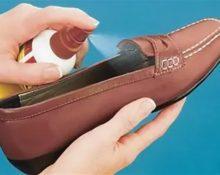 растяжитель для обуви спрей как пользоваться