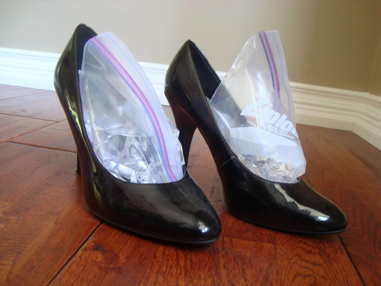 растянуть туфли