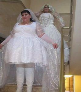 Нелепые свадебные платья, над которыми все смеялись