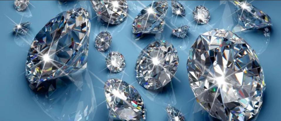 кольцо выбор бриллиантов
