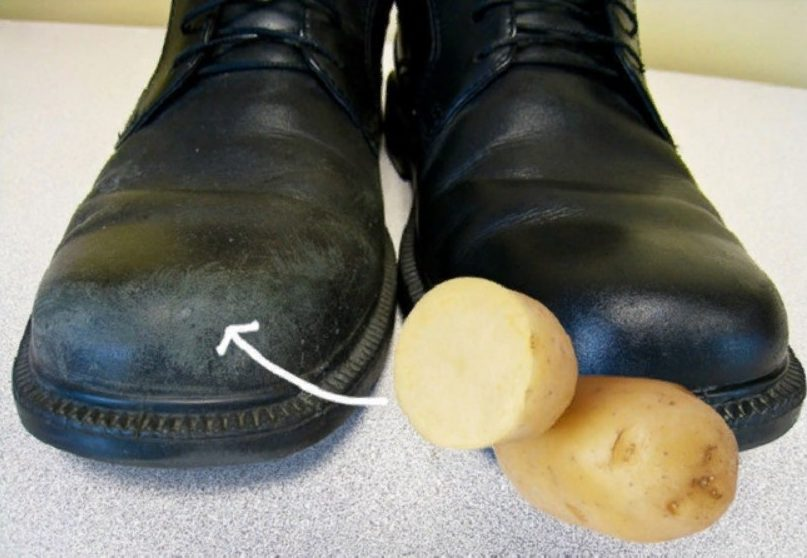 кожа картошка