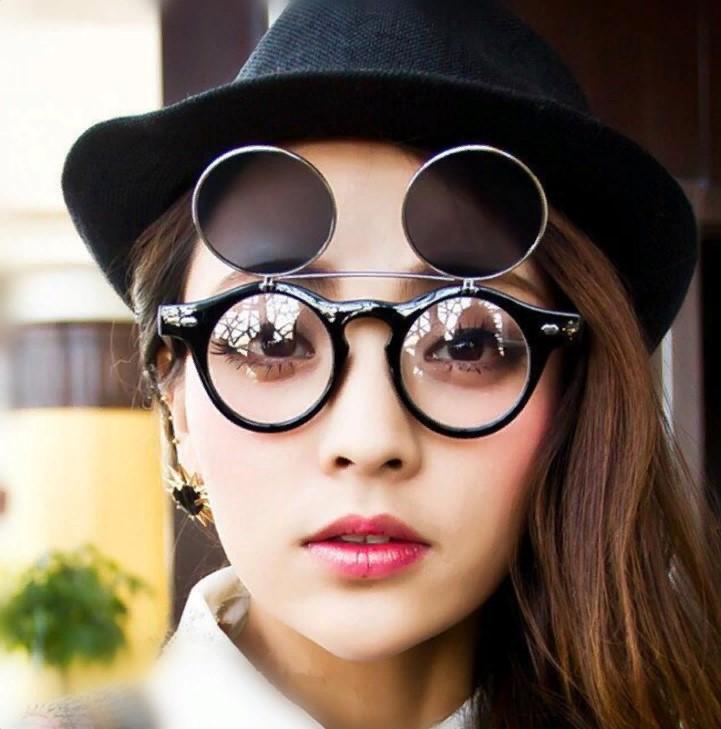 круглые очки 1