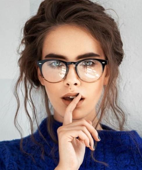 круглые очки 11