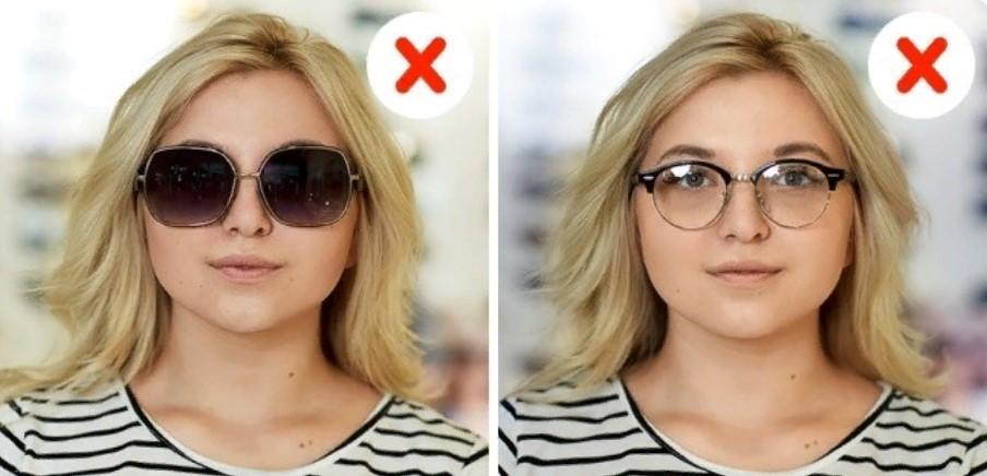 круглые очки 12
