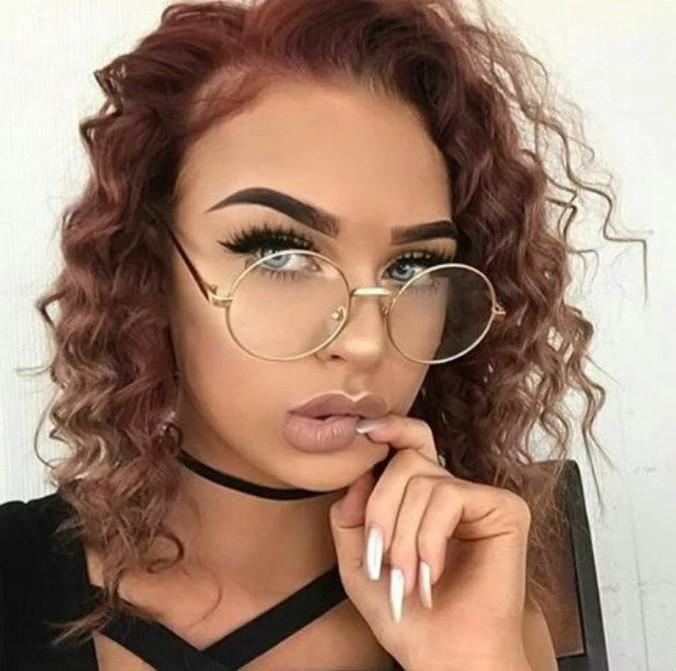 круглые очки 2
