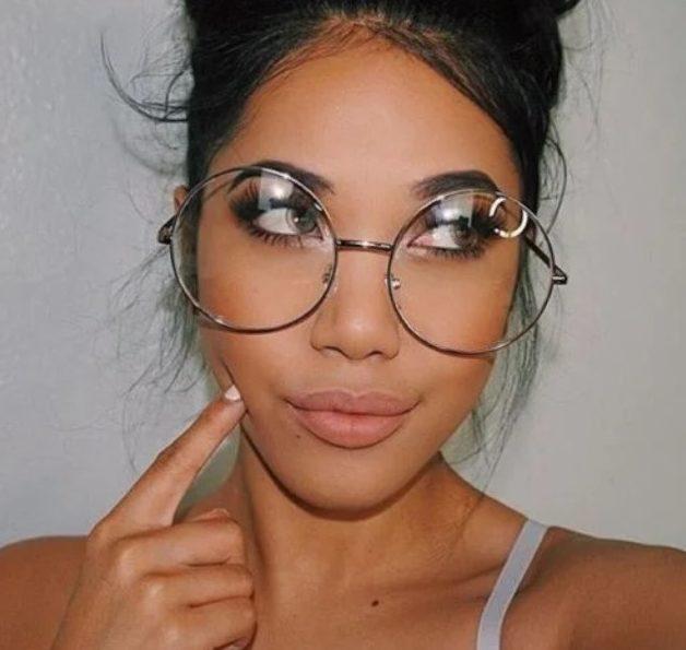 круглые очки 5