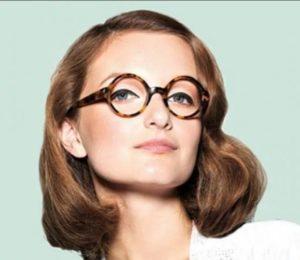 круглые очки 8