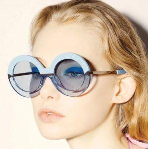 круглые очки 9