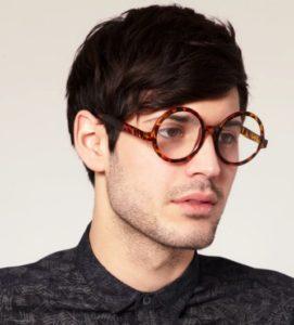 круглые очки кому идут