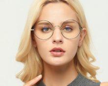 круглые очки овальное лицо