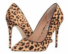 леопардовая обувь 17