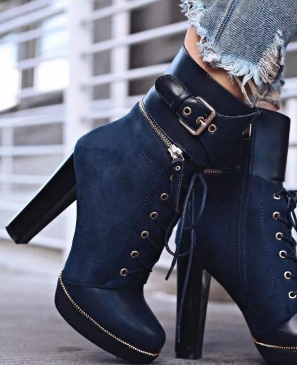 модная обувь 1