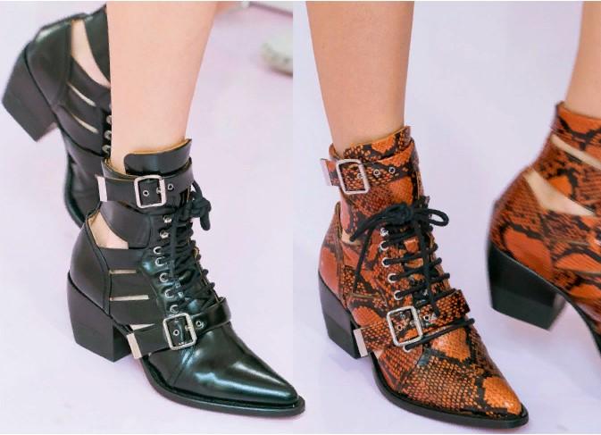 модная обувь 21