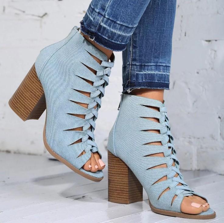 модная обувь 3