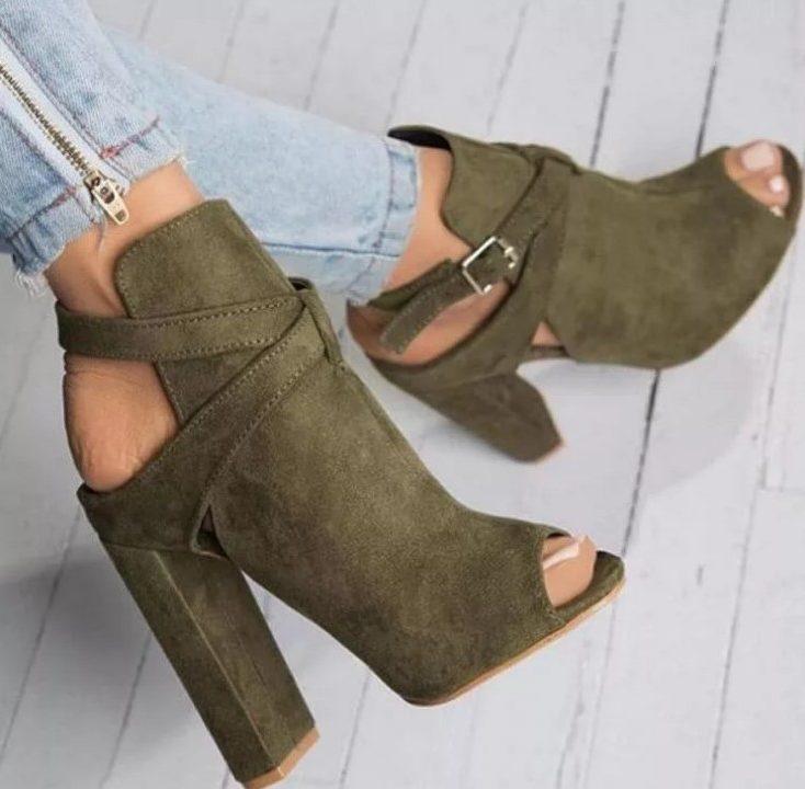 модная обувь 4