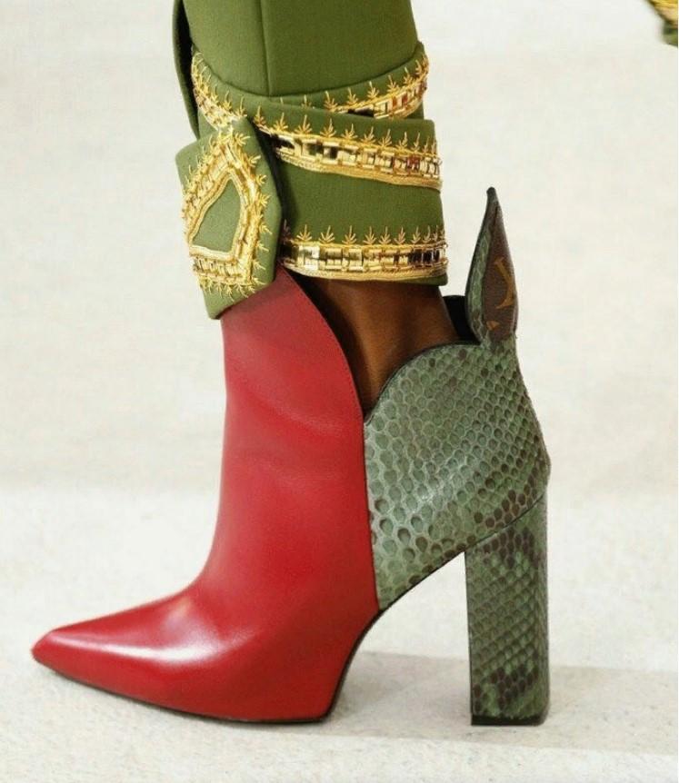 модная обувь 6