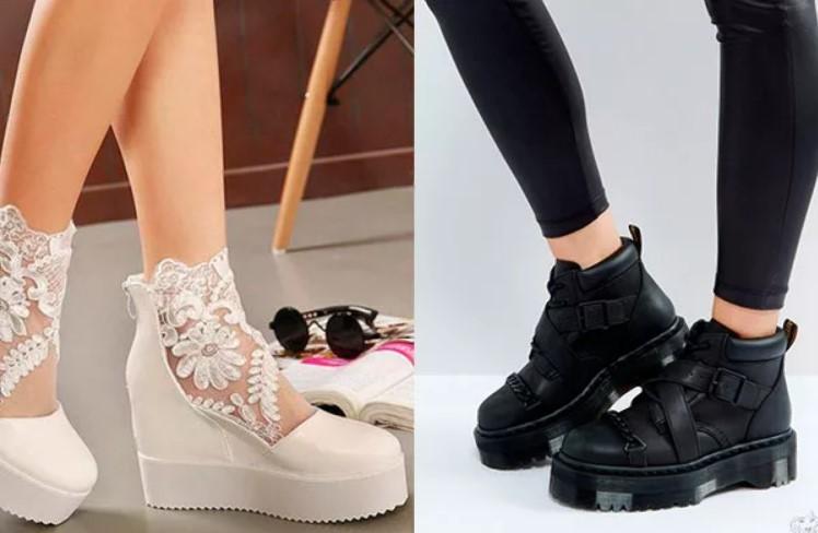 модная обувь 7